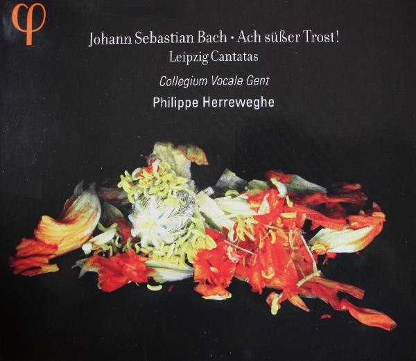 Johann Sebastian BACH: Leipzig Cantatas BWV 25, 46, 105, 138 (2013)