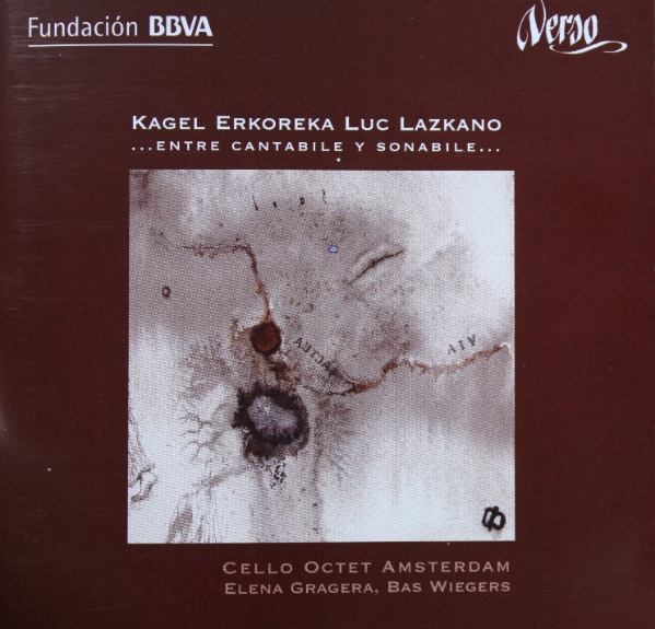 Kagel (world premiere recording)