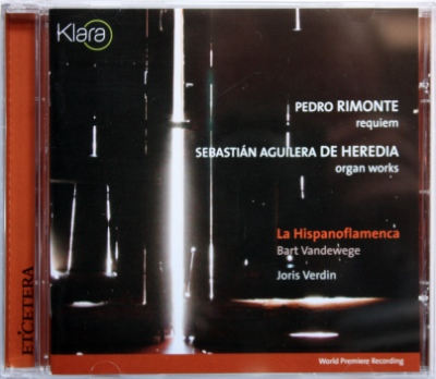 Pedro RUIMONTE: Requiem (World Premiere Recording) (2007)