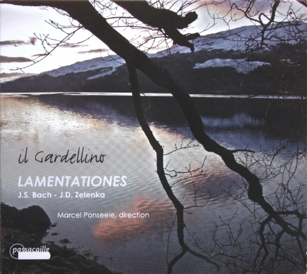 Johann Sebastian BACH: Cantatas BWV 46, 102 (2013)